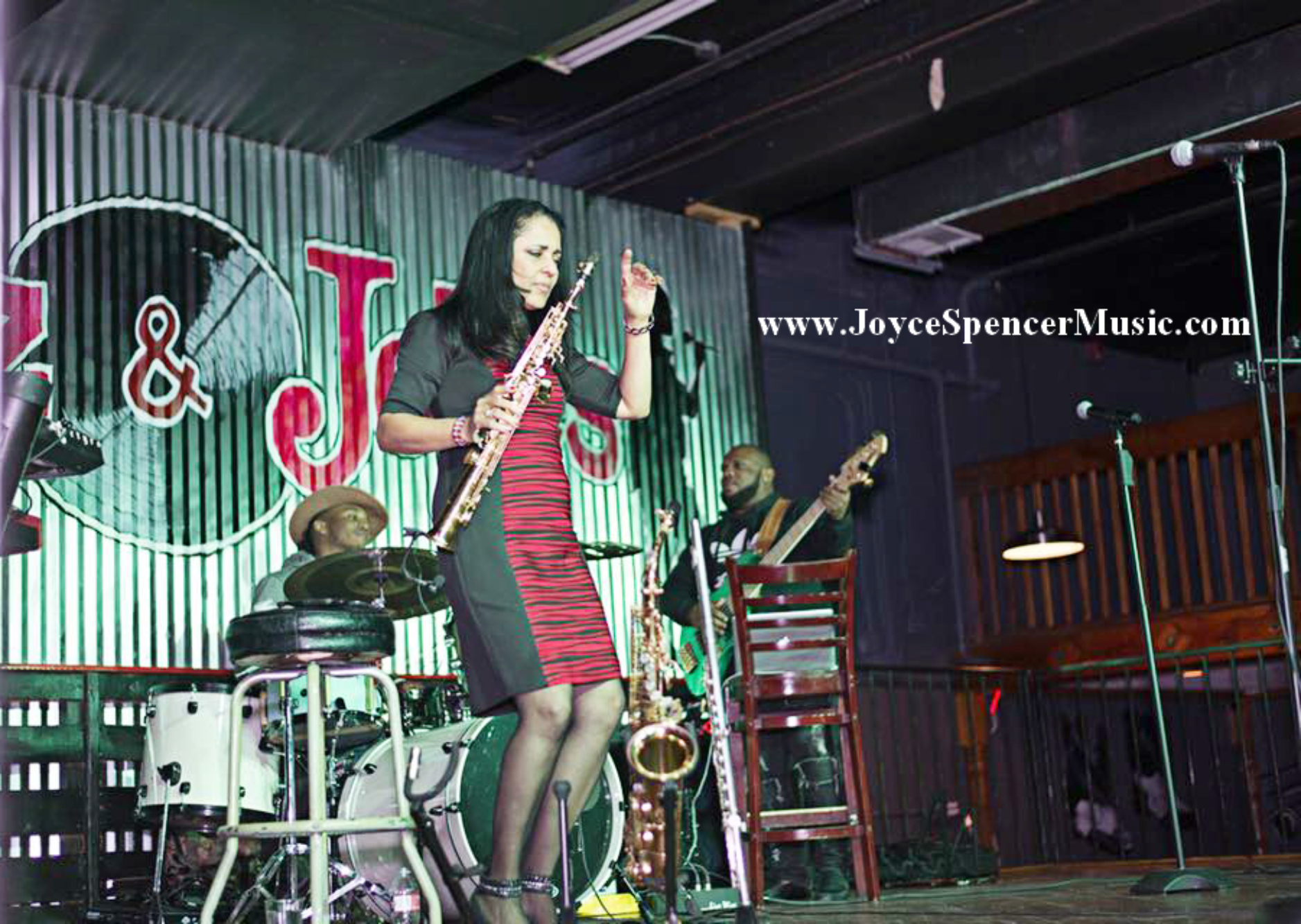 Joyce Spencer's Band