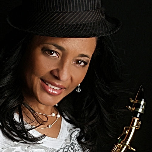 Musician, Famous musicians, Famous jazz musicians, Famous Saxophone Players, saxophone players, band musicians, jazz players, blues musicians, female saxophone players in Dallas Texas ,Joyce Spencer - Many Colors Image.jpg