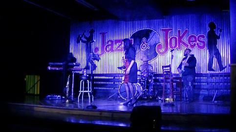 "Smooth Jazz Concert with Original Music , ""Serenity"""