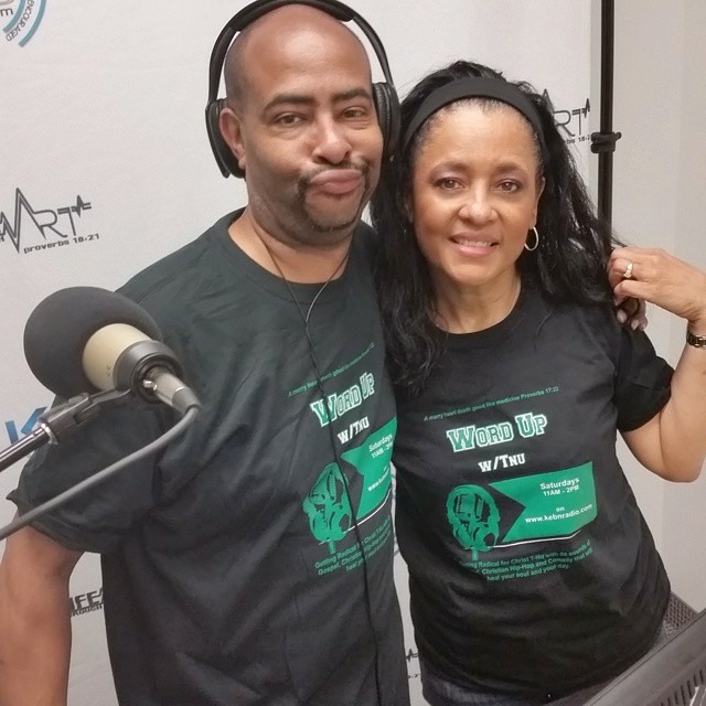 Word Up w/Tnu ~ KEBN Radio