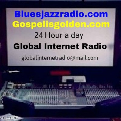 Blues Jazz Radio Brett BJ Lewis