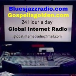 Blues Jazz Radio Brett BJ Lewis