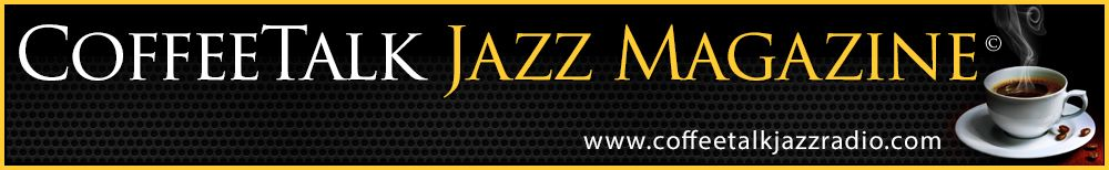 Coffee Talk Jazz Banner
