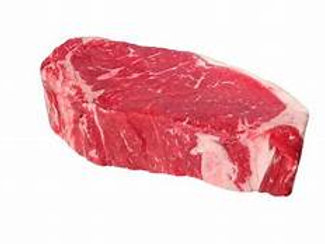 New York Strip Steaks Boneless USDA Choice Cut 12oz 1 per pack $19.50 Each