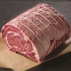 PRIME Natural Beef Ribeye Roast Boneless Tied 4 lb. and 8 lb.