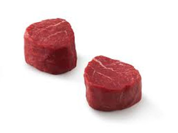 Beef Tenderloin Filet Steak USDA Choice 6oz or 8oz