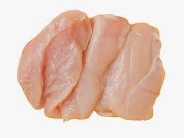 Natural Chicken Breast Boneless 5# Bulk Bag Fresh $27.50 each