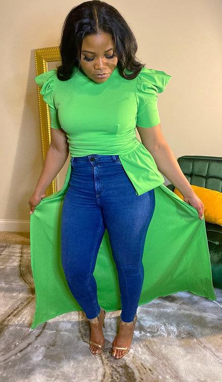 Lady (green)