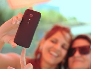 Können Selfies eine Körperbildstörung triggern?