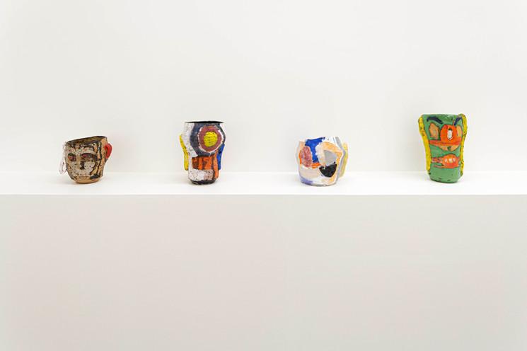 Ceramics NOW 2021 - Curated by Florian Daguet-Bresson & Raphaëlla Riboud-Seydoux - Galerie Italienne, Paris.