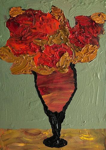 Niyaz Nadjafov Bouquet N°1202