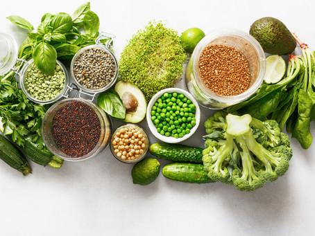 Vegetarian & Vegan Proteins