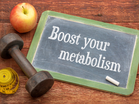 7 Tips for A Faster Metabolism and More Energy