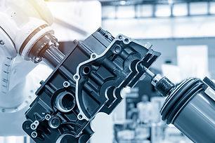 The automotive parts finishing process b