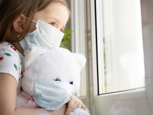 How Has COVID-19 Affected Children's Mental Health?