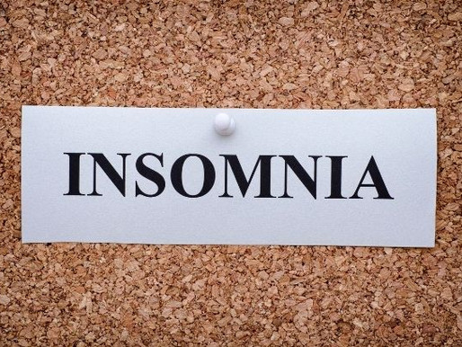 How to Know if You Have Insomnia? The 7 Symptoms [infographic]