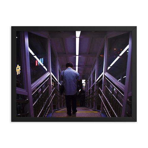 Framed poster: Daegu 002