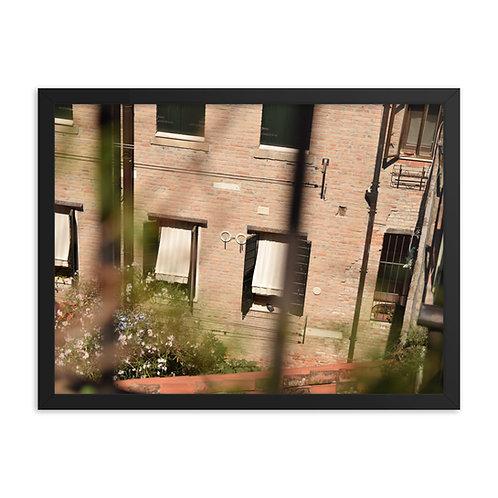 Framed poster: Venice 003