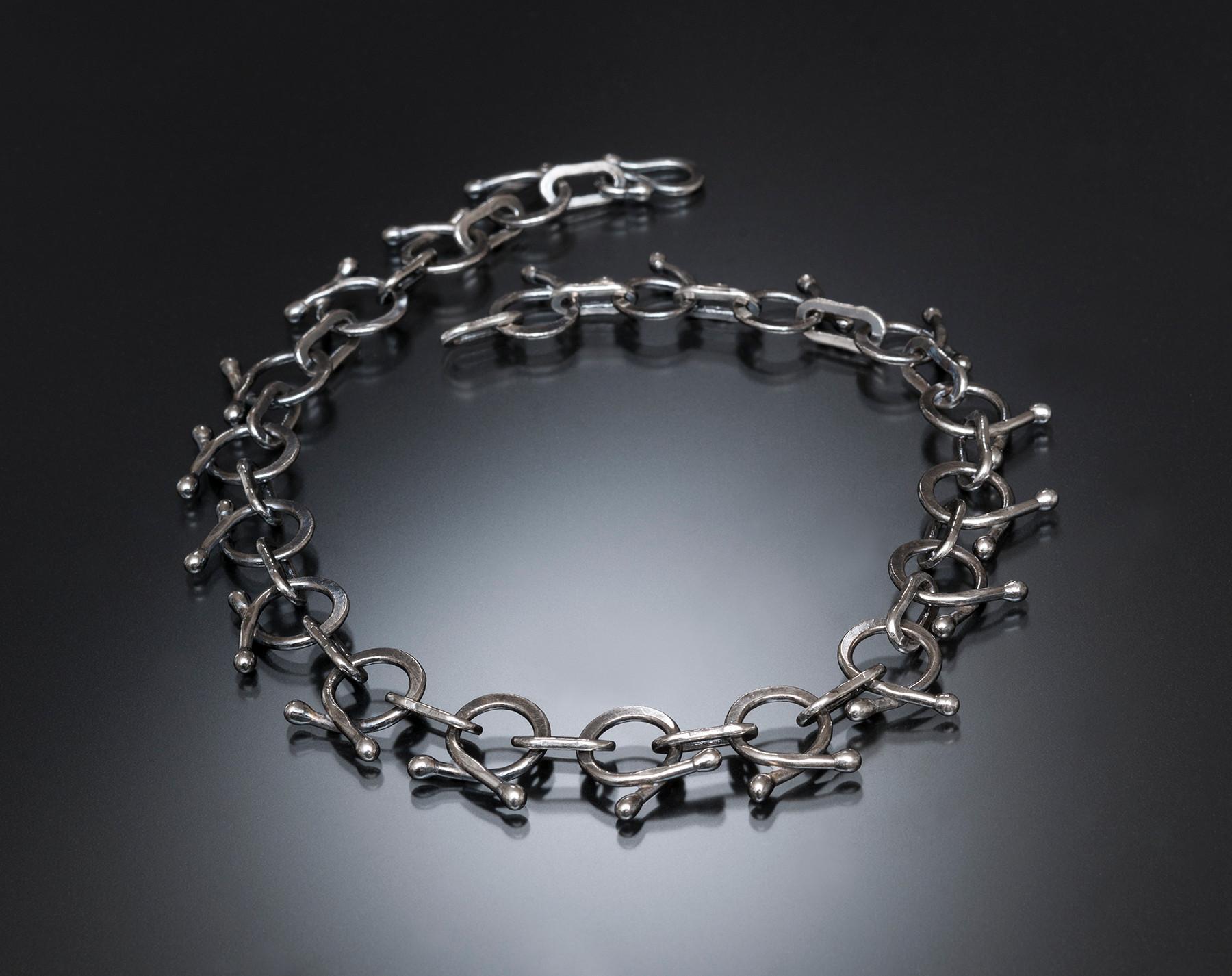 Ribbon Necklace - Intermediate