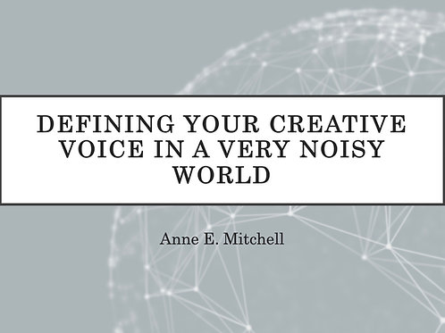Defining Your Creative Voice