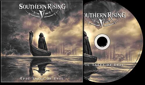 Epic Tales of Evil - Jewel Case