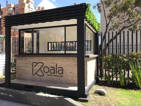 Koala Garita en Container 10 pies
