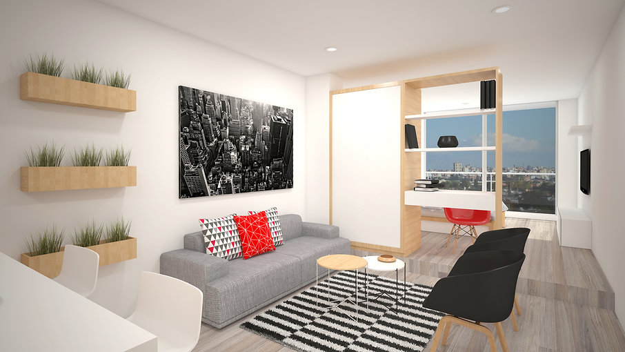 Diseño airbnb, bogota, diseño hotel, hostal, colombia, medellin, bnb, anfitrion airbnb, dinero extra, hostales