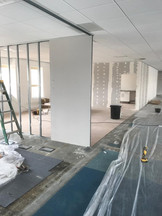 Installation of Partitions