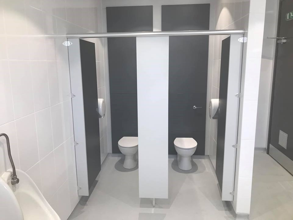 Refurbished WC