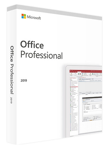 Microsoft Office 2019 pro profesionály