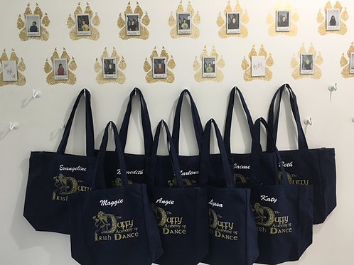 Duffy Canvas Tote Bags