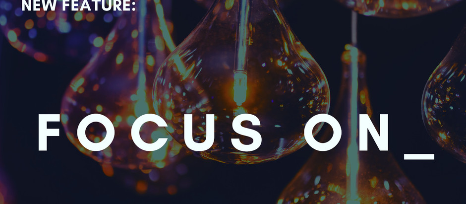 New Feature: FOCUS ON_