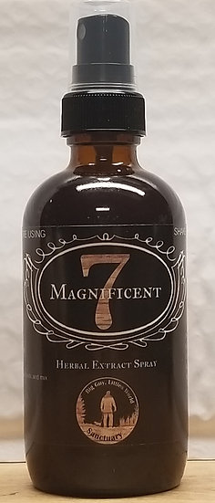 Magnificent 7 Herbal Extract Spray 2OZ