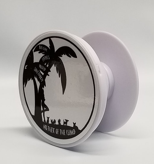 Mother of the Island Pop Socket