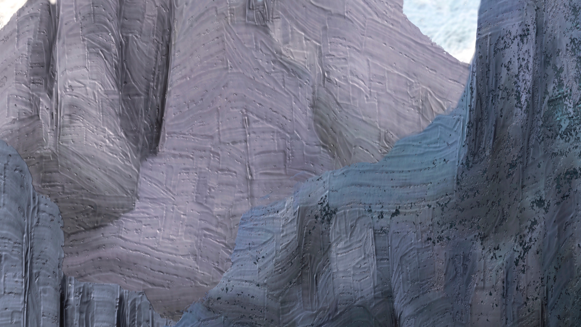 Canyon View Blue