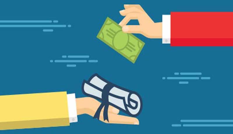 Equity/ Shares yang dibagikan