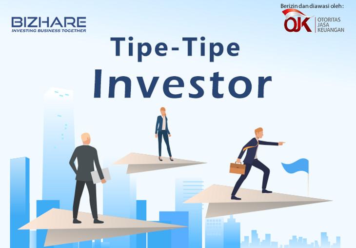 3 Macam Tipe Investor yang Harus Kamu Ketahui, Yuk Cari Tahu Tipe Investor Seperti Apakah Kamu?