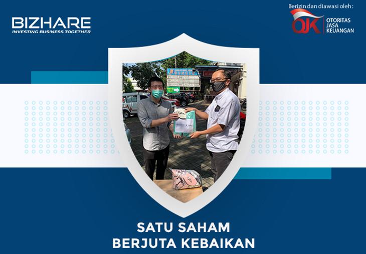 Bizhare dan ISLA Distribusikan Bantuan Alat Pelindung Diri untuk Rumah Sakit Umum Bungsu Bandung