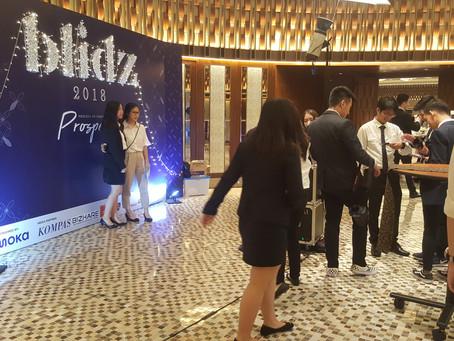 BLIDZ 2018 Pameran Startup oleh Prasetya Mulya Business School