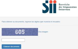 Se advierte sitio fraudulento que intenta suplantar web oficial del SII