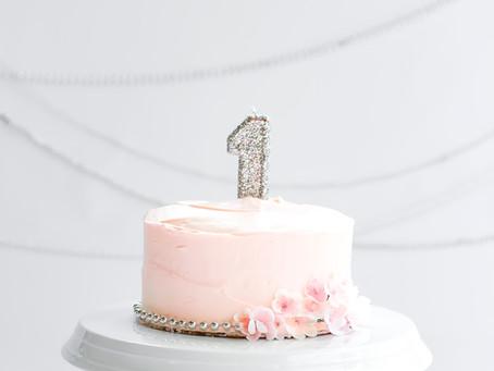 1 Year Cake Smash | Apopka, Florida