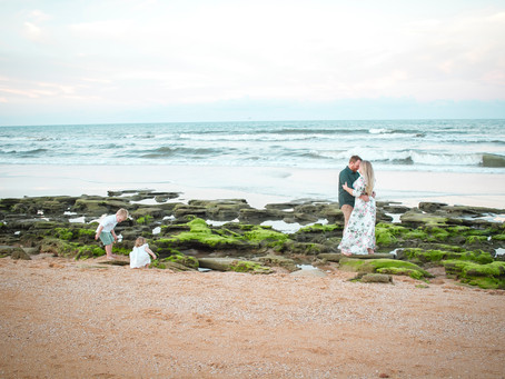 Gorgeous Family Session in Palm Coast