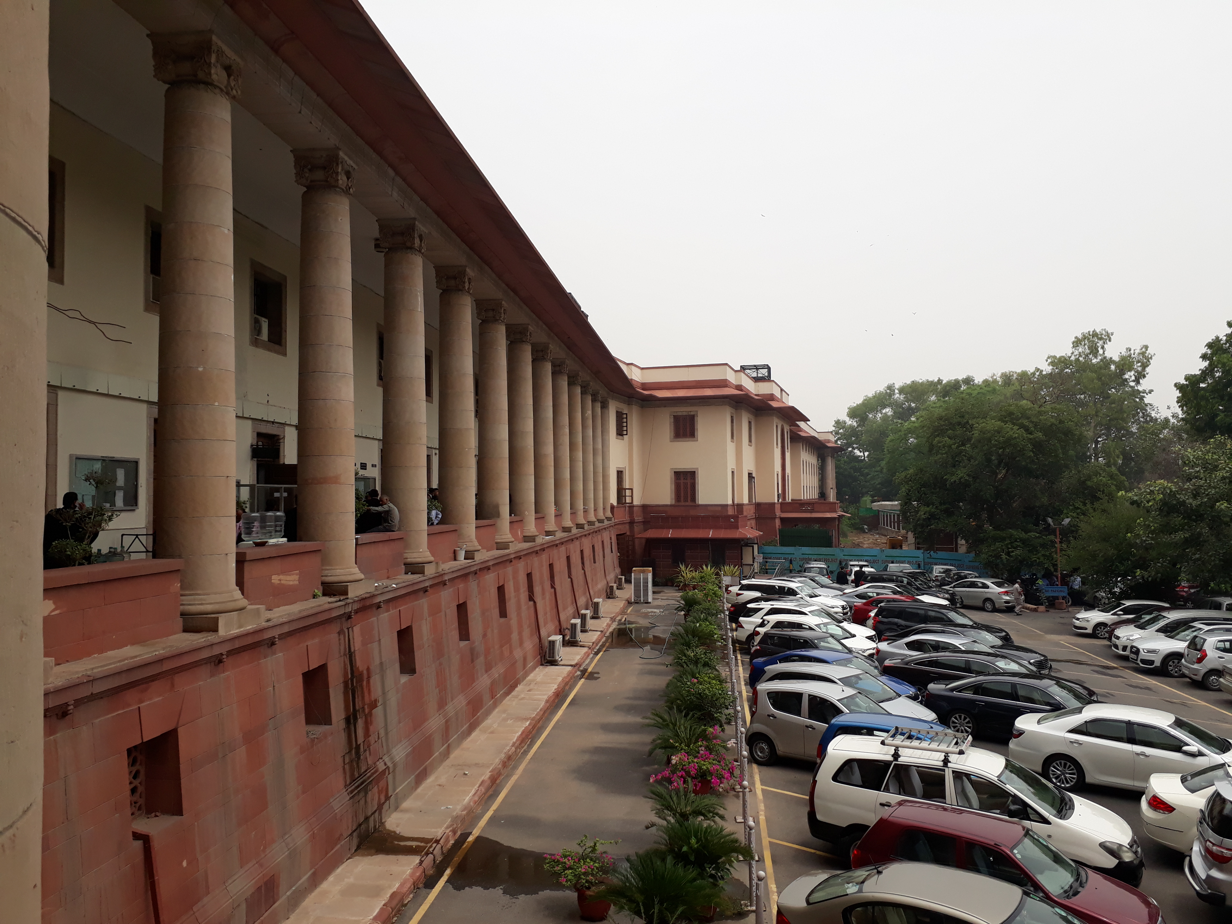 Building_of_The_Supreme_Court_of_India