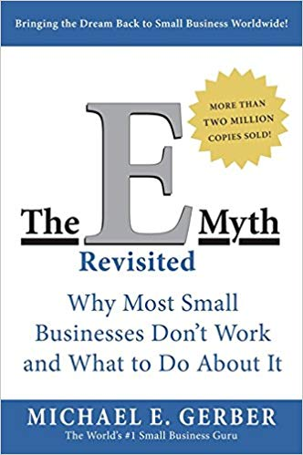 The E Myth by Michael Gerber