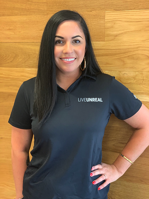 Live Unreal Under Armour Women's Polo