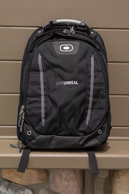 Live Unreal Backpack