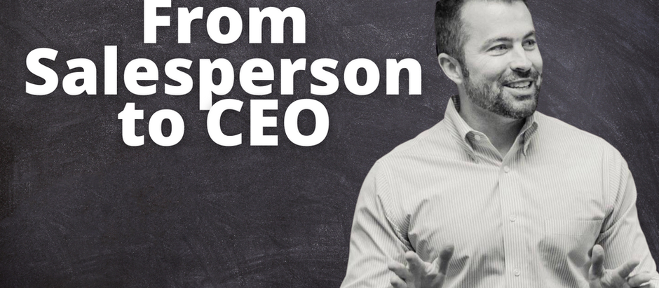 From Salesperson to CEO with Coach, Matt Sutter