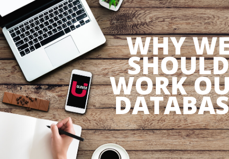 Jeff's Reasons WHY We Should Work Our Database