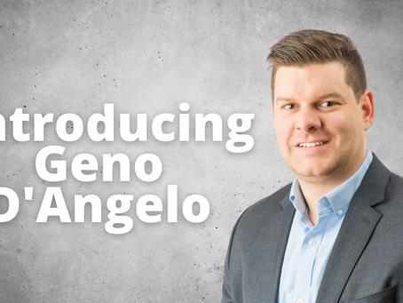 Welcome, Glover U Coach: Geno D'Angelo