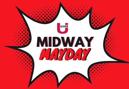 MIDWAY MAYDAY!